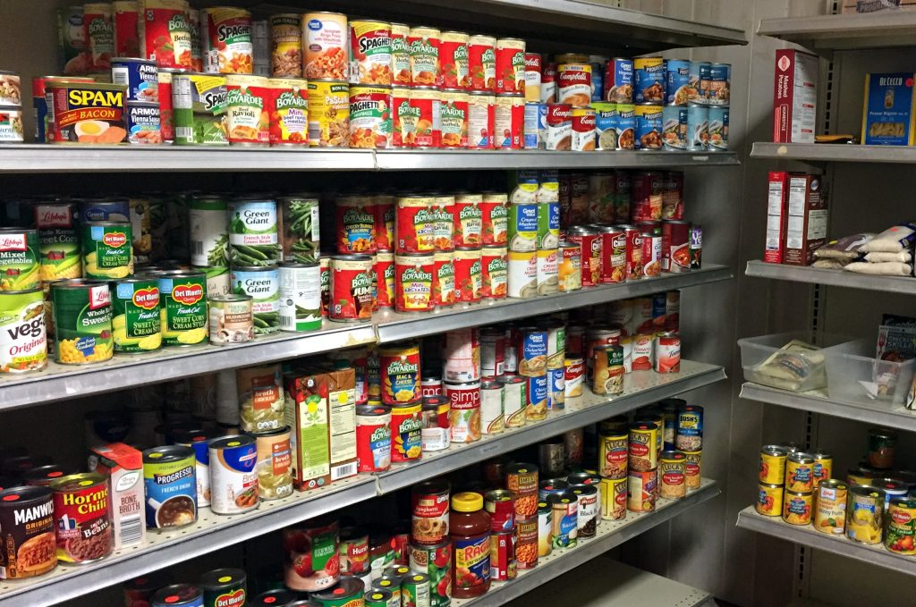 Food Pantry Room