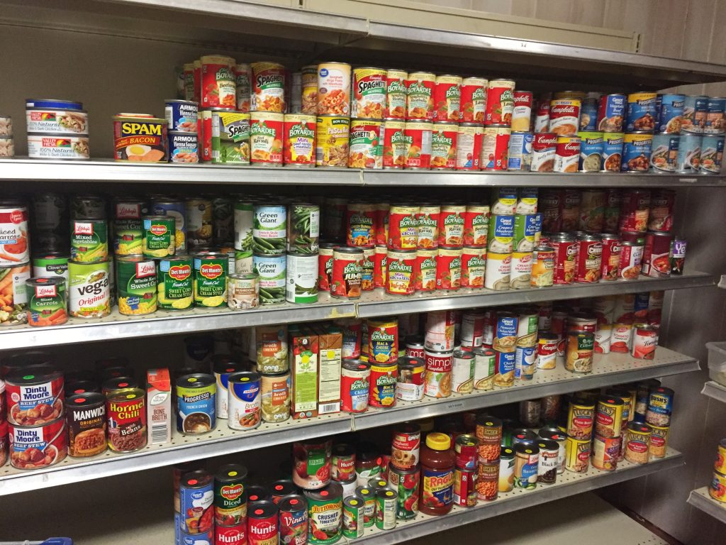 Operation Hope Food Pantry